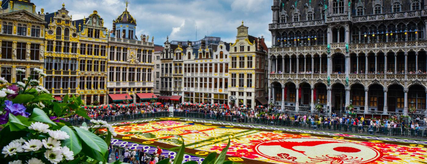 Les villes d'art de Belgique