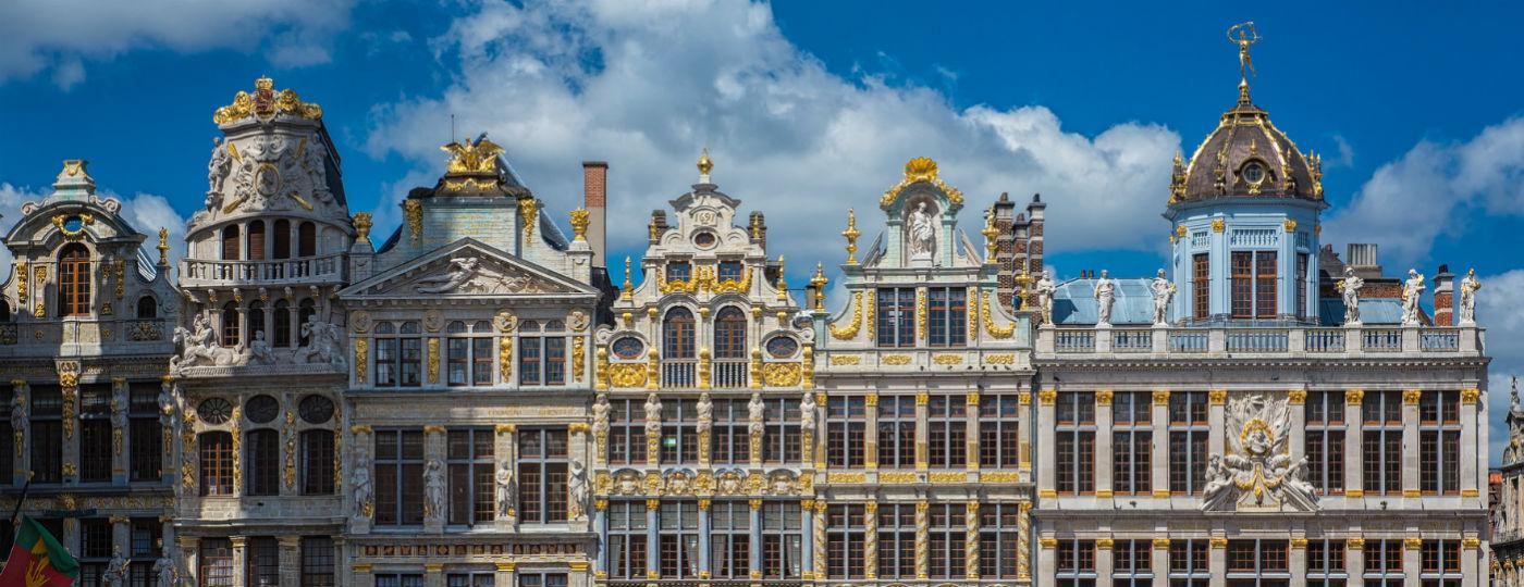 10 x UNESCO in België