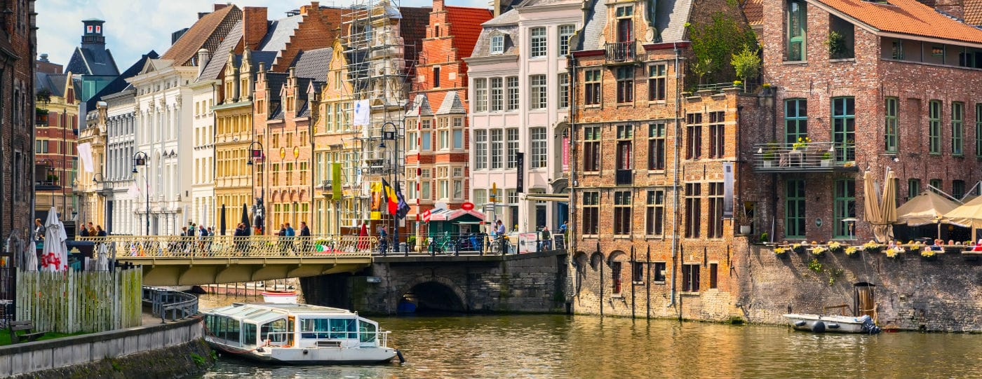 5 reasons for a city trip to Ghent
