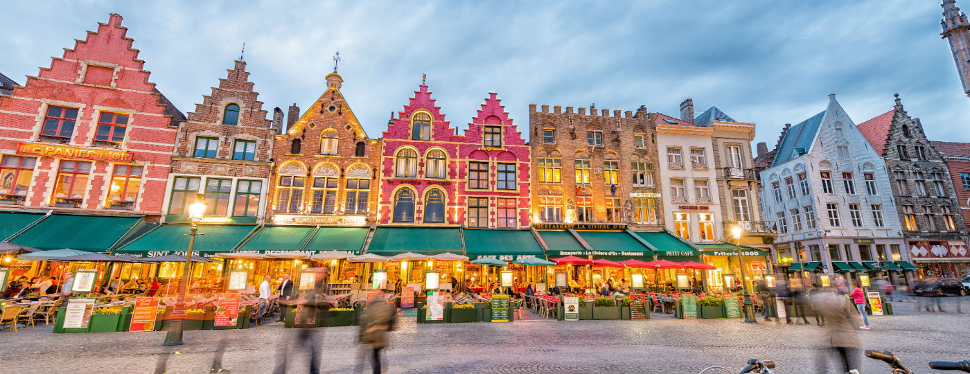 Discover Belgium in all seasons