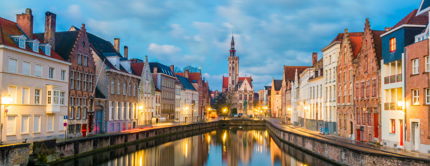 Amazing city trips in Belgium