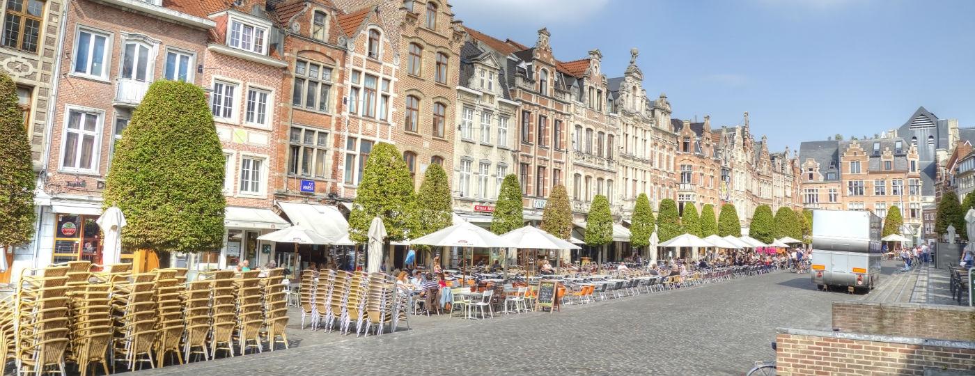 Trendy hotspots in Leuven