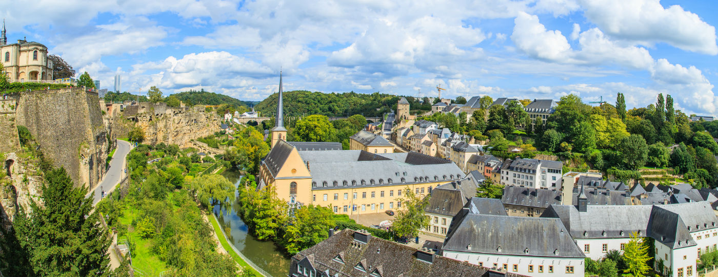 24 hours in Luxembourg