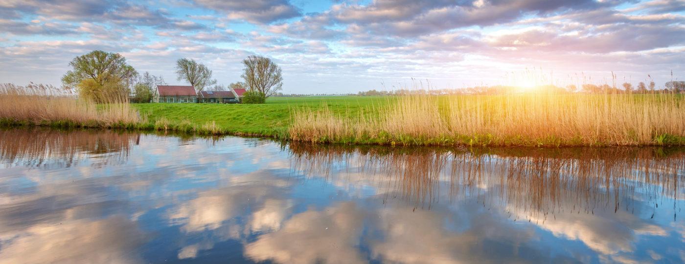 Comment profiter de l'eau aux Pays-Bas ?