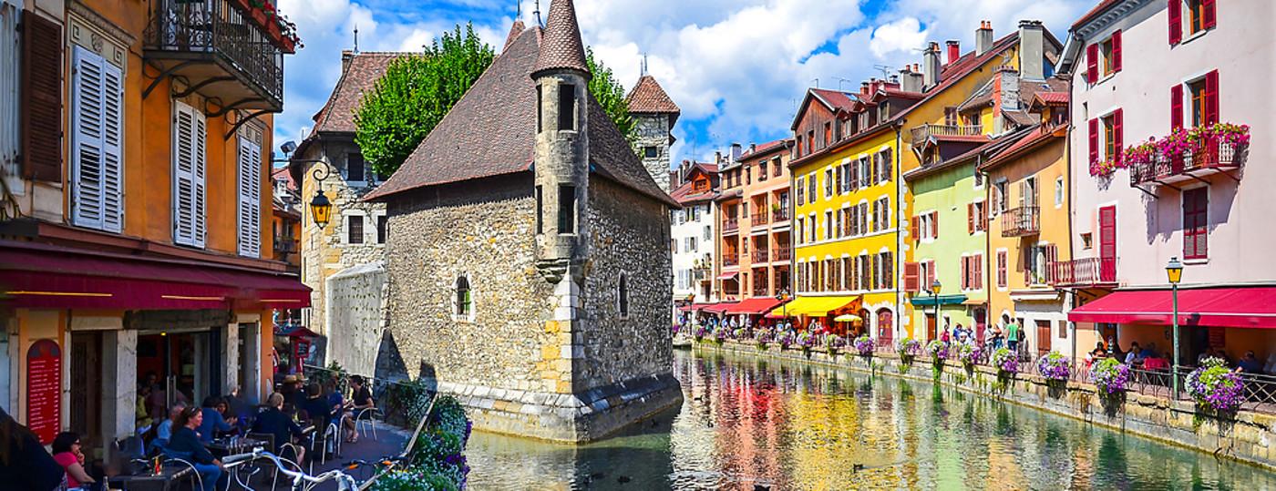 Visiter Annecy à petit prix
