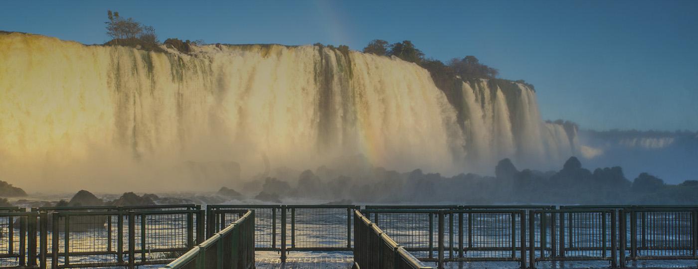 Ano Novo em Foz do Iguaçu