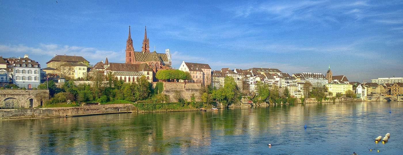 Le visite gratuite a Basilea