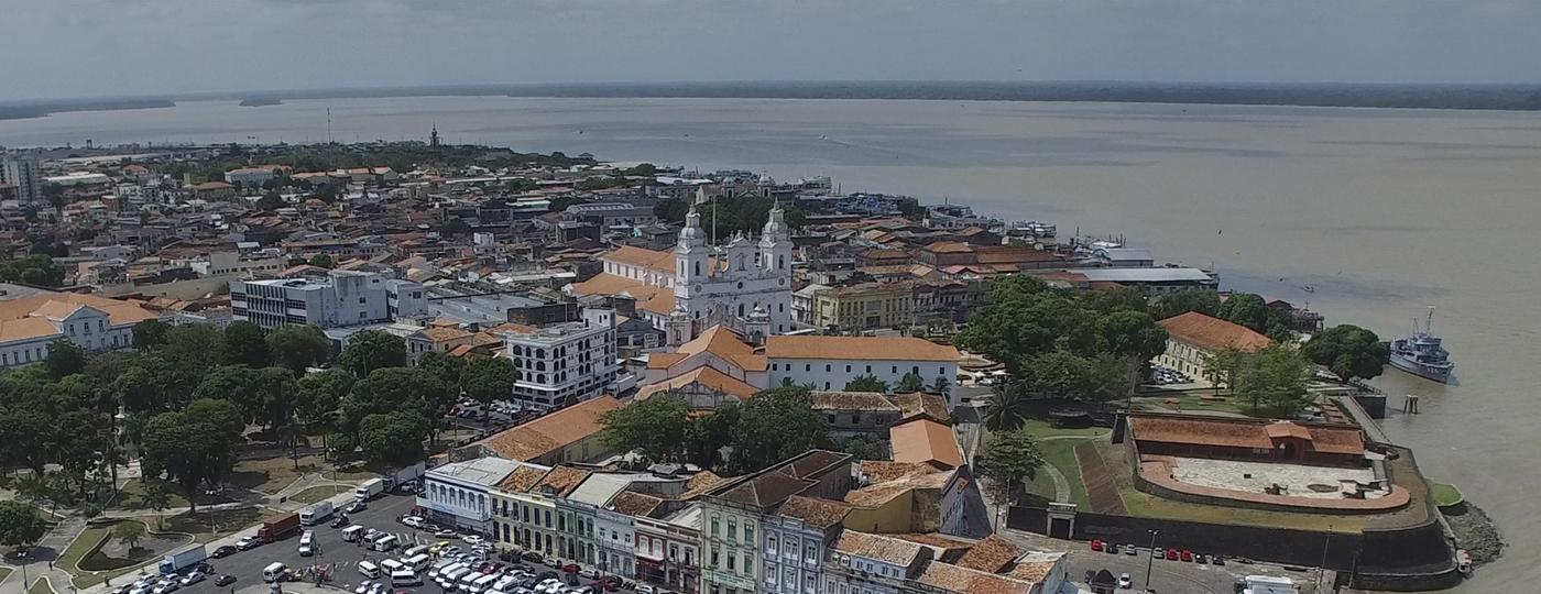 Vista de Belém do Pará