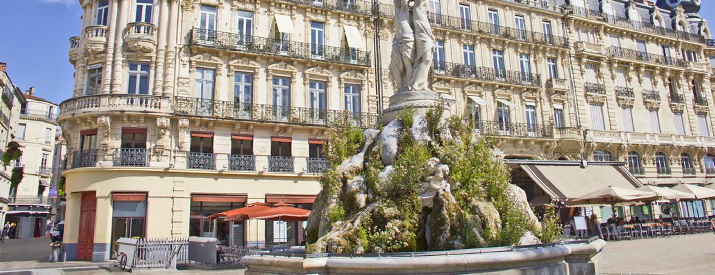Les marchés aux puces de Montpellier