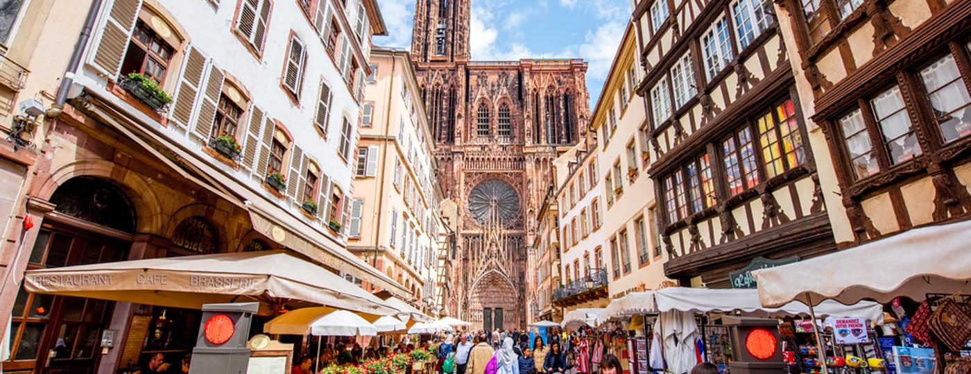 Les plaisirs de la chine à Strasbourg