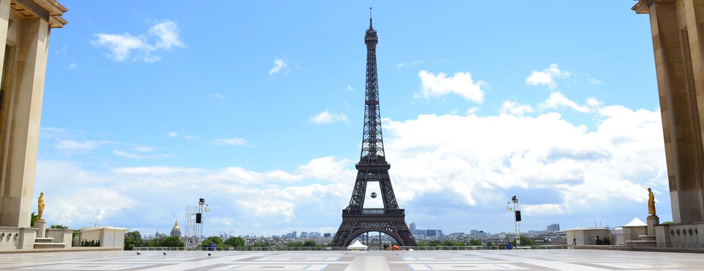 Hotel a basso costo vicino al Trocadéro: la riva destra di Parigi