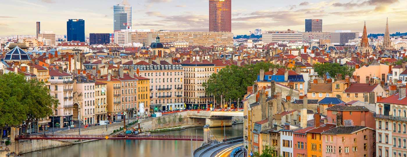 Günstiges Wochenende in Lyon: Führung durch die symbolträchtigen Quartiers- ibis.com