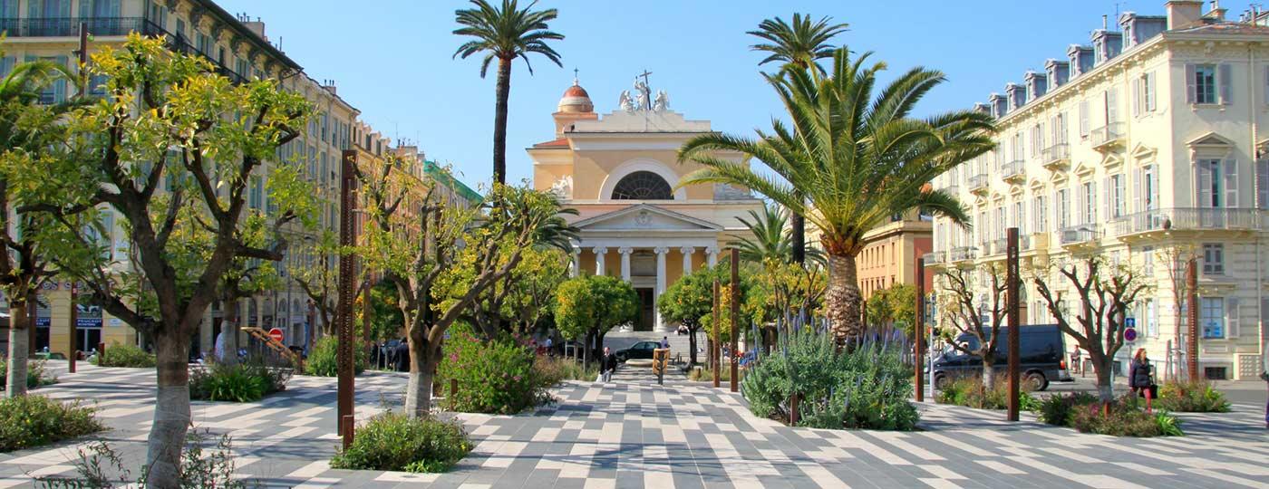 Hôtel pas cher à Nice : la belle azuréenne