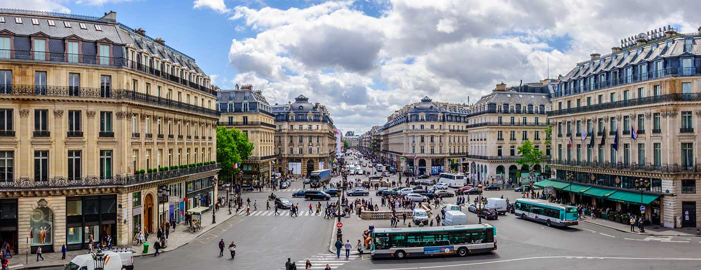 A cheap hotel near the Opéra: visit Paris' liveliest quarter