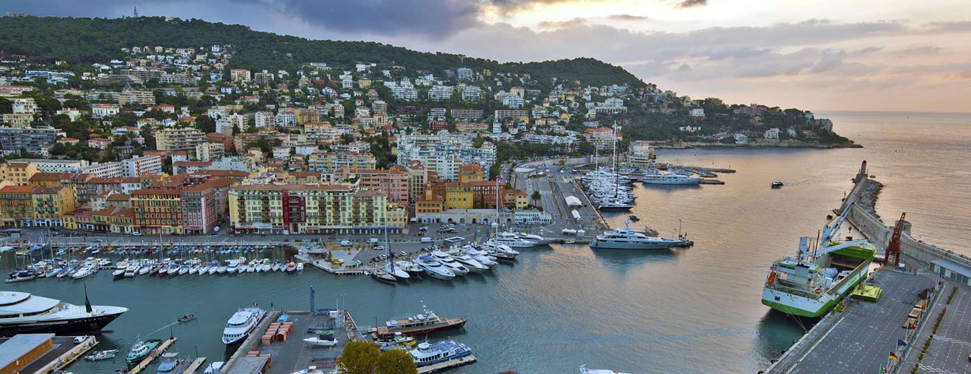 Low cost weekend in Nice: discover the charms of the French Riviera