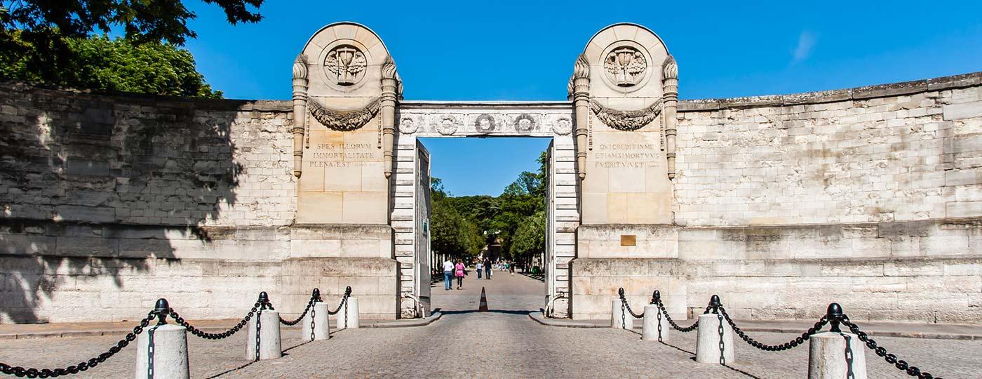 Albergo a basso prezzo vicino al Père Lachaise: omaggio ai grandi artisti