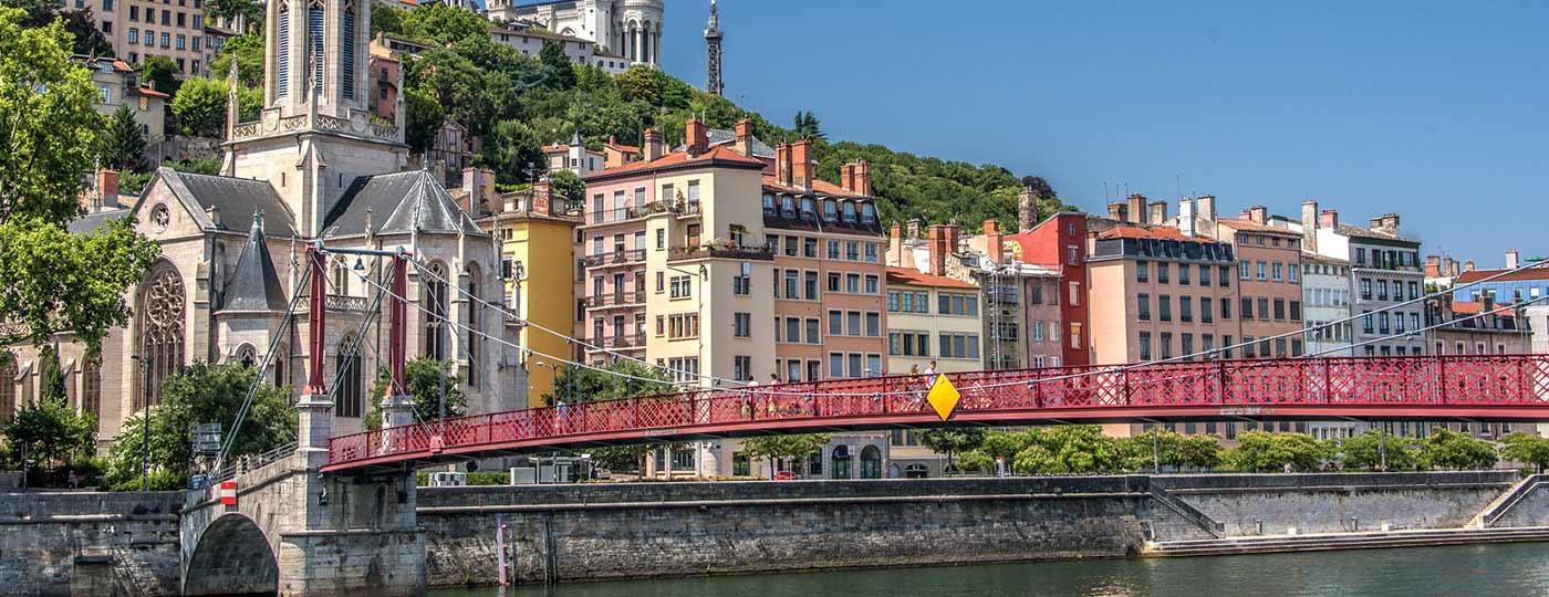 Günstige Ferien in Lyon: Entdeckungsreise durch seine Viertel