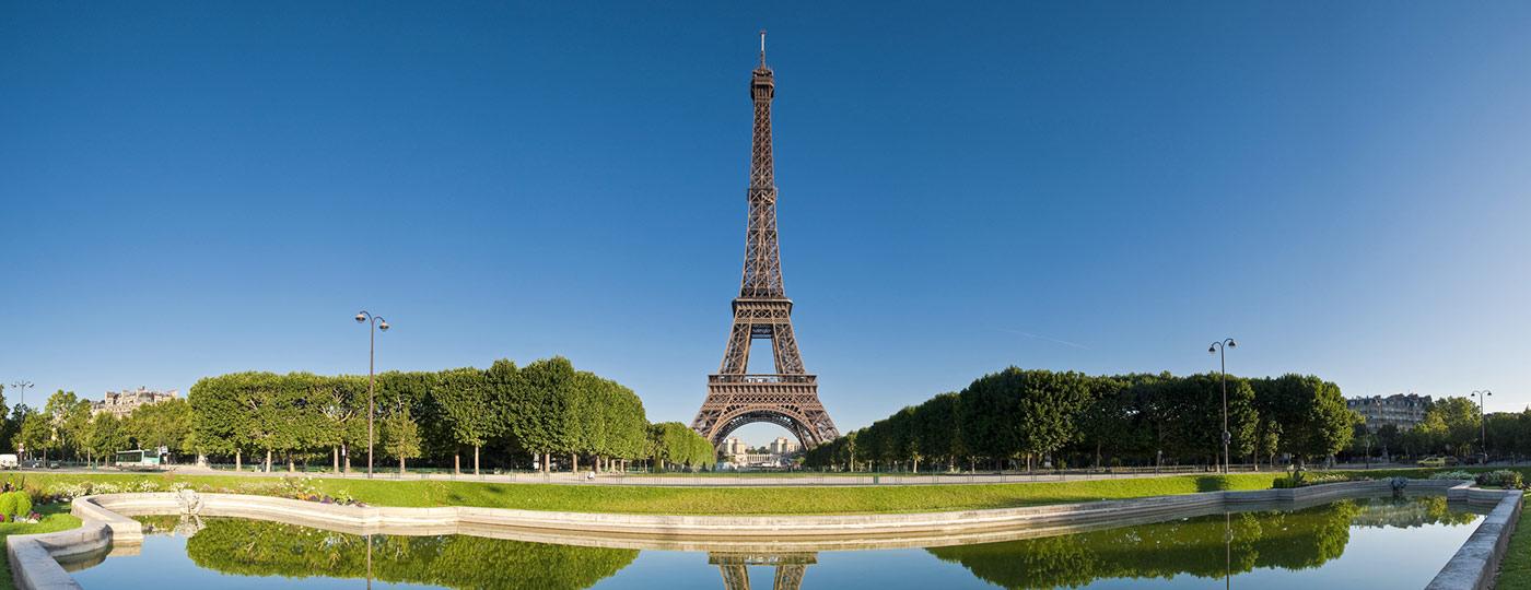Preisgünstiges Hotel in der Nähe des Champ de Mars: ein Rundgang durch die Geschichte von Paris
