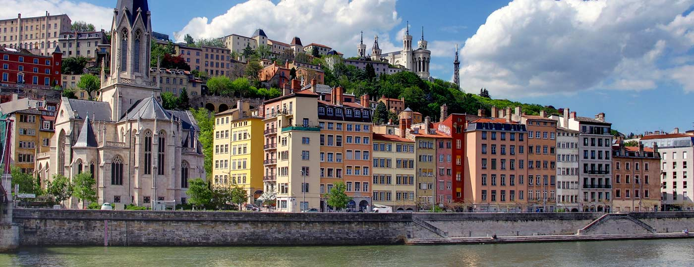 A holiday of discovery awaits just outside your cheap hotel in Lyon