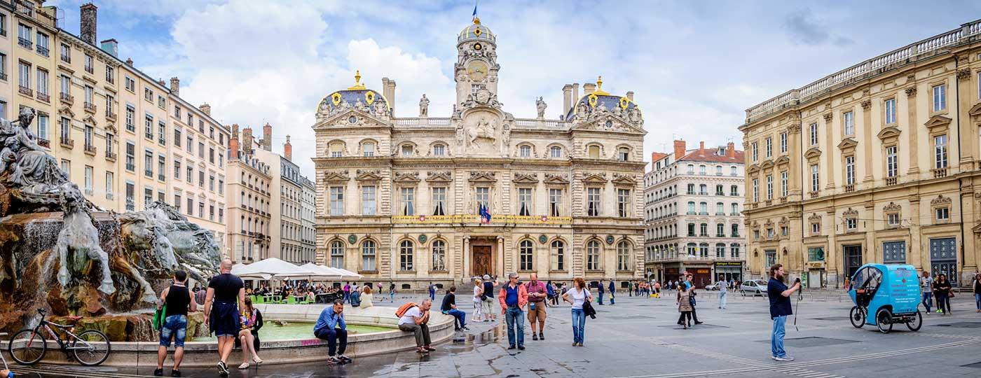 Un patrimonio sorprendente cerca de tu hotel barato en pleno casco antiguo de Lyon