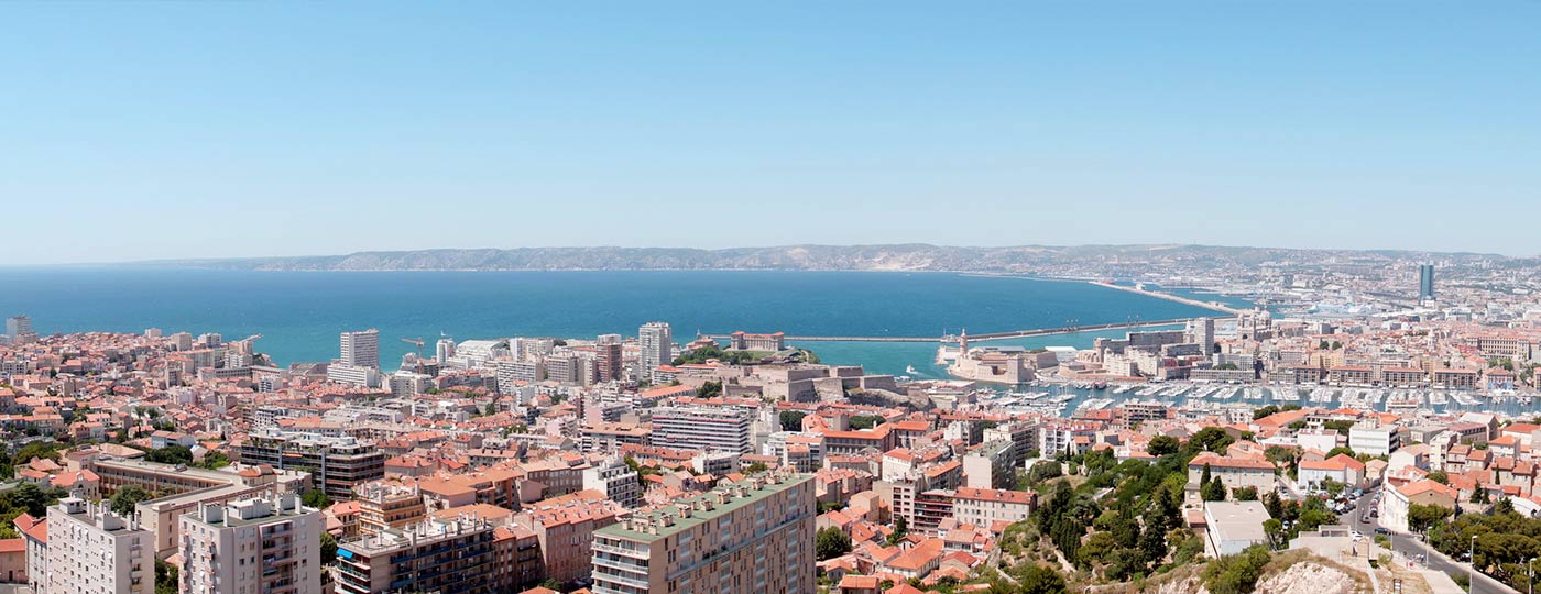 Escapada provenzal desde tu hotel barato en el barrio de Vauban de Marsella