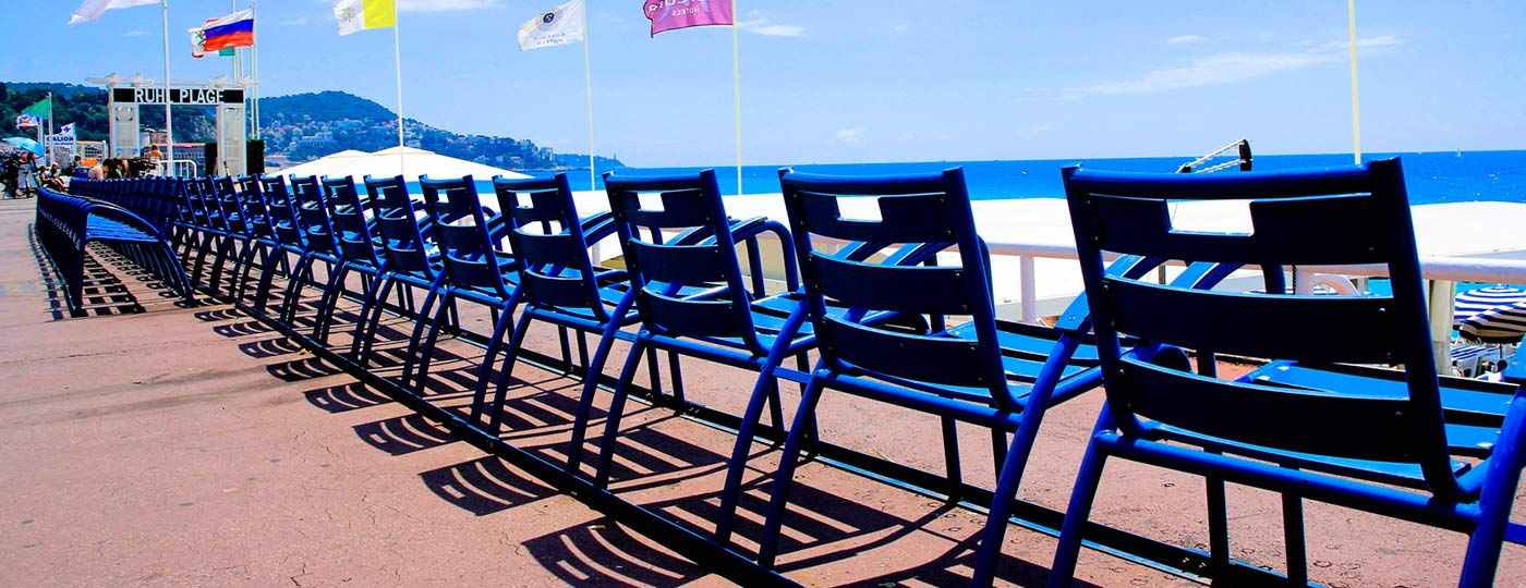 Low cost hotel on the Colline du Château in Nice: explore the heart of the city