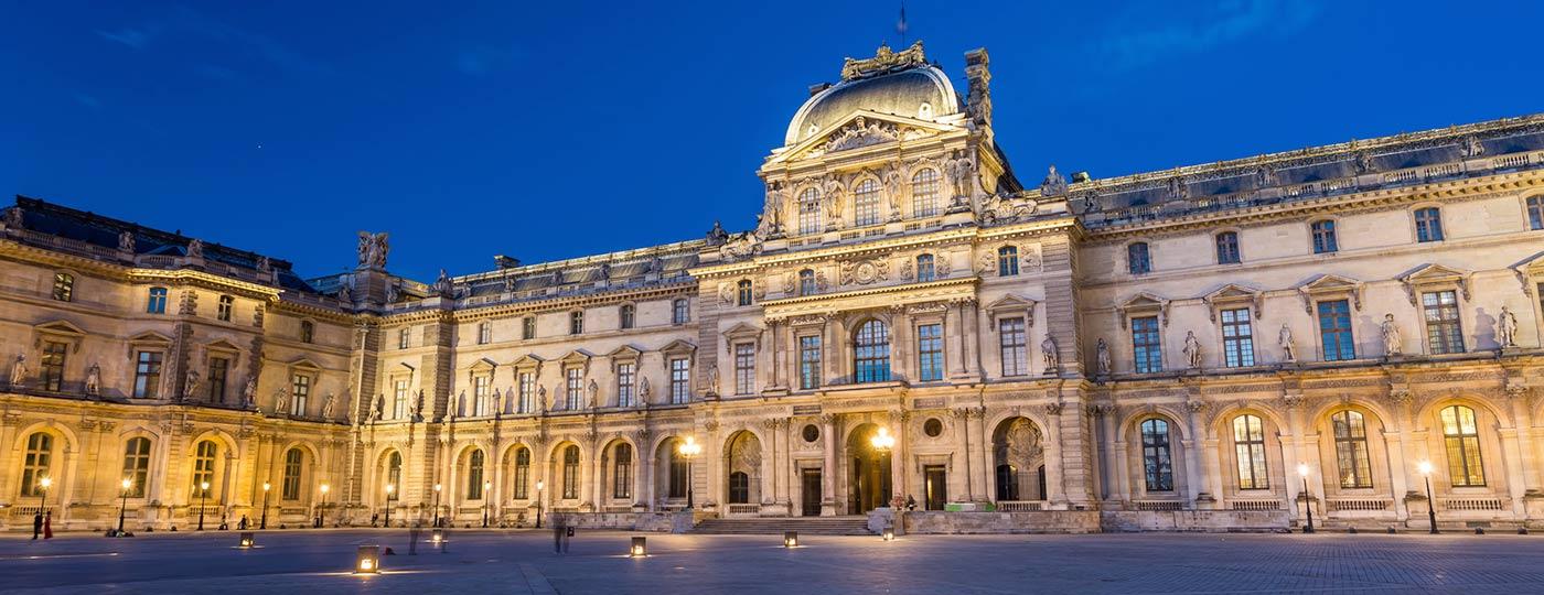 Hôtel pas cher près du Louvre : sur les traces des demeures royales