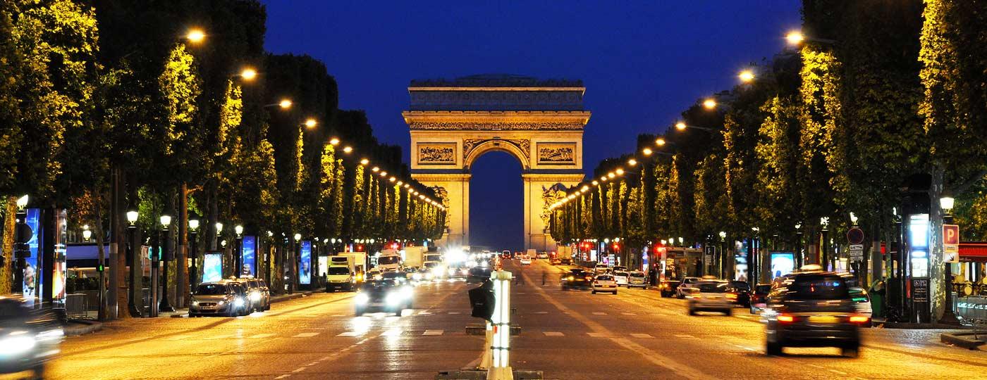 Preisgünstiger Urlaub in Paris: ...hier sind Sie richtig.
