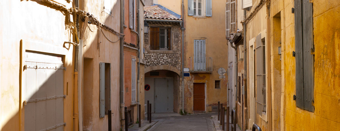 Enjoy some southern sunshine in a cheap hotel in Aix-en-Provence