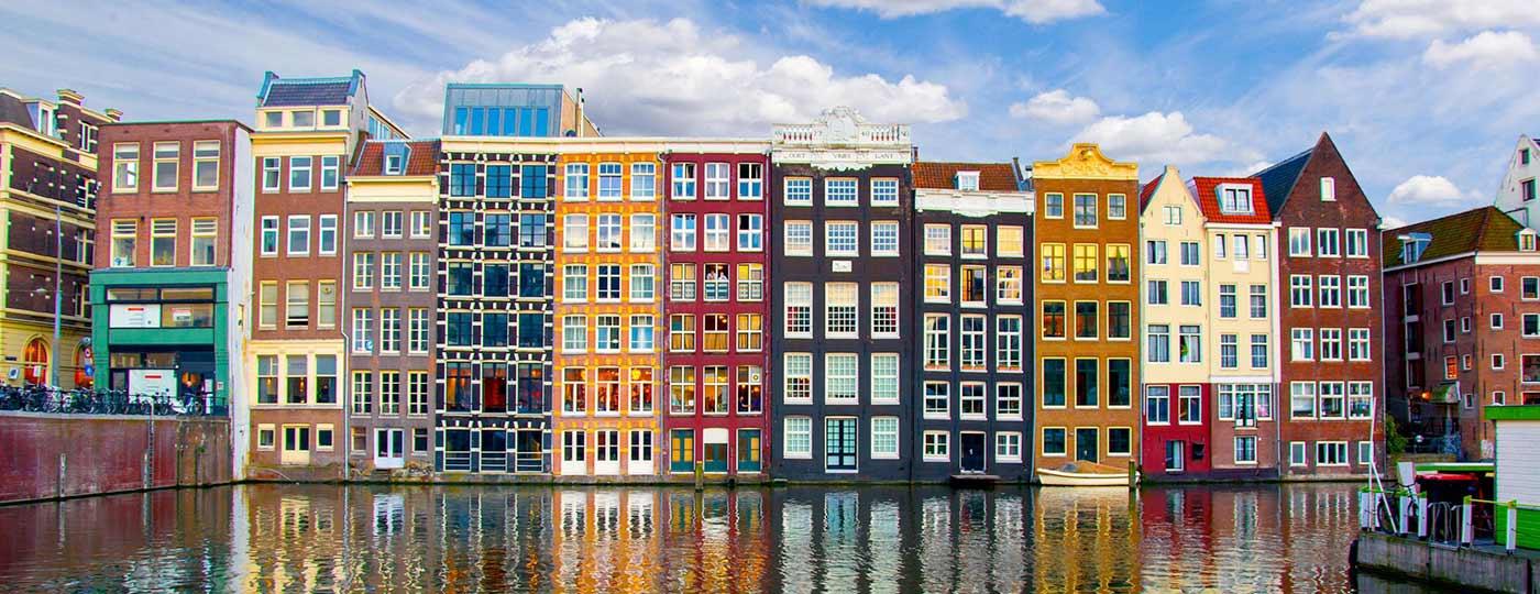 Budget tour door Amsterdam