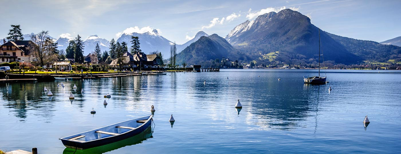 Expand your horizons on a cheap holiday to Annecy