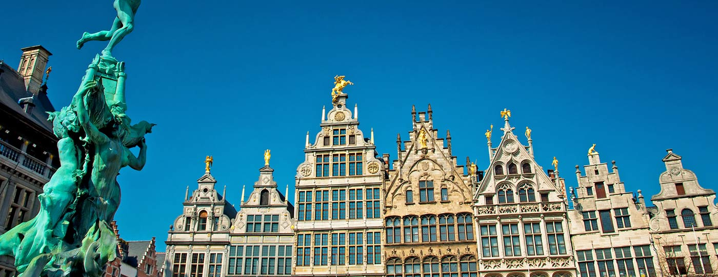 A cheap way of experiencing Antwerp