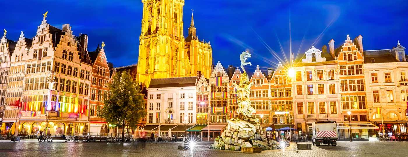 24 hour city trip in Antwerp