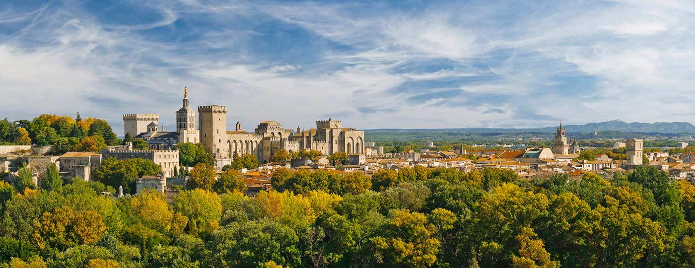 Mit einem günstigen Aufenthalt in Avignon können Sie Ihren Urlaub verlängern!