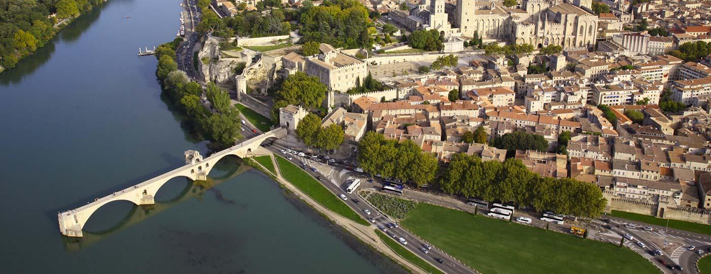 Il tuo fine settimana economico ad Avignone, per vacanze sotto il segno della bellezza