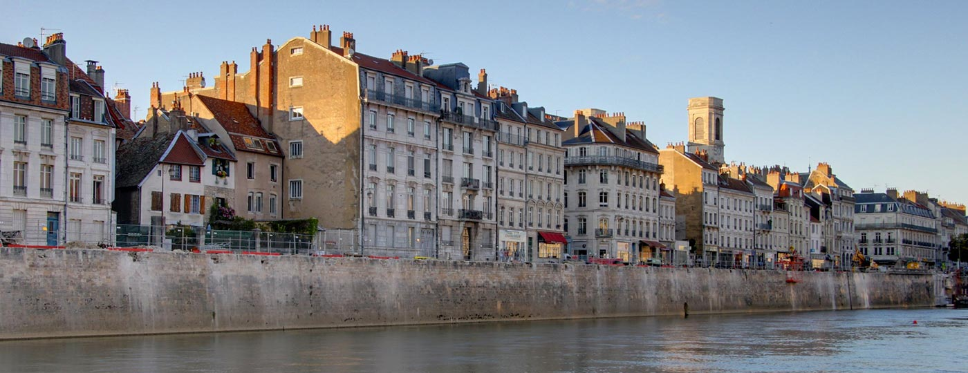 Lasciati sedurre da un fine settimana a basso costo a Besançon