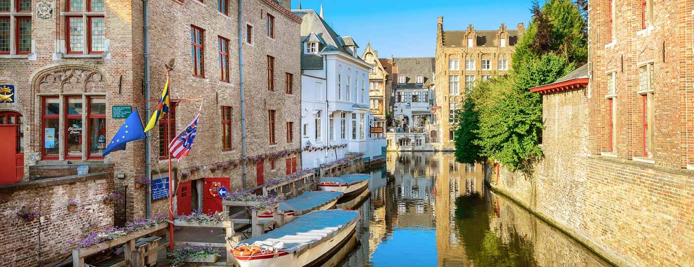 Brugge: de stad vol romantiek en chocolade