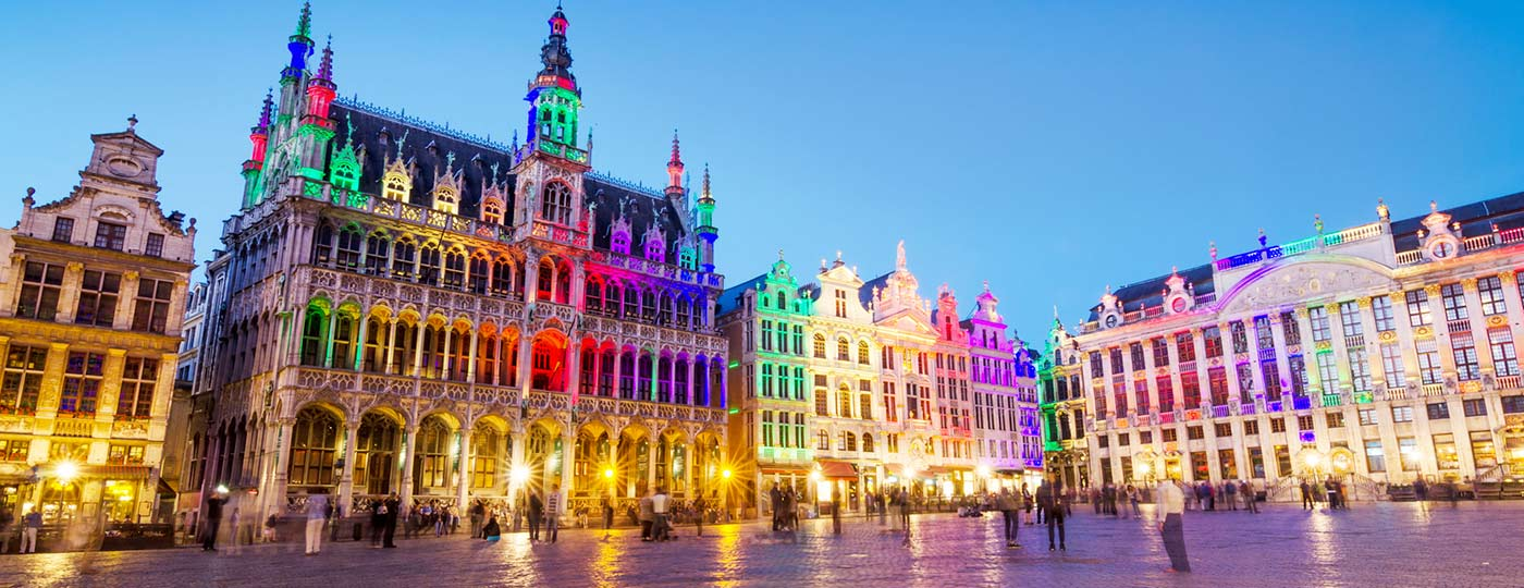 Brüssel Sehenswürdigkeiten Karte.Brüssel Und Seine Sehenswürdigkeiten Ibis Reiseideen