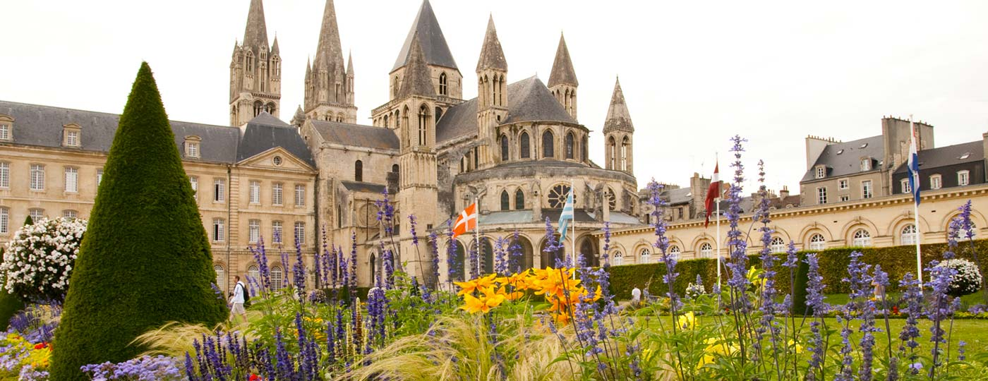 Recharge your batteries on a cheap weekend in Caen