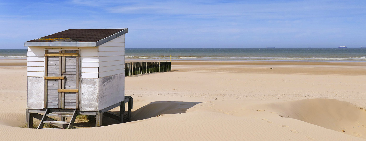 Tanken Sie Energie mit günstigen Ferien in Calais