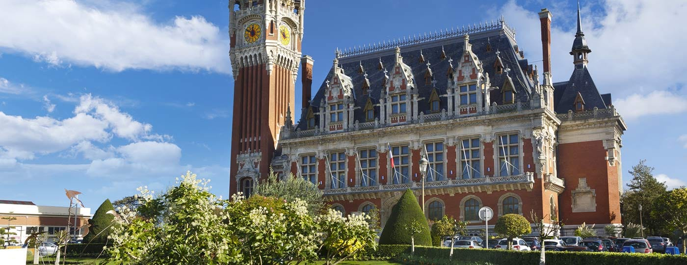 Get away from it all beside the sea during a cheap weekend in Calais
