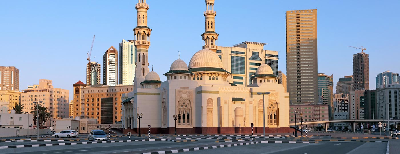 5 Places to visit in Sharjah