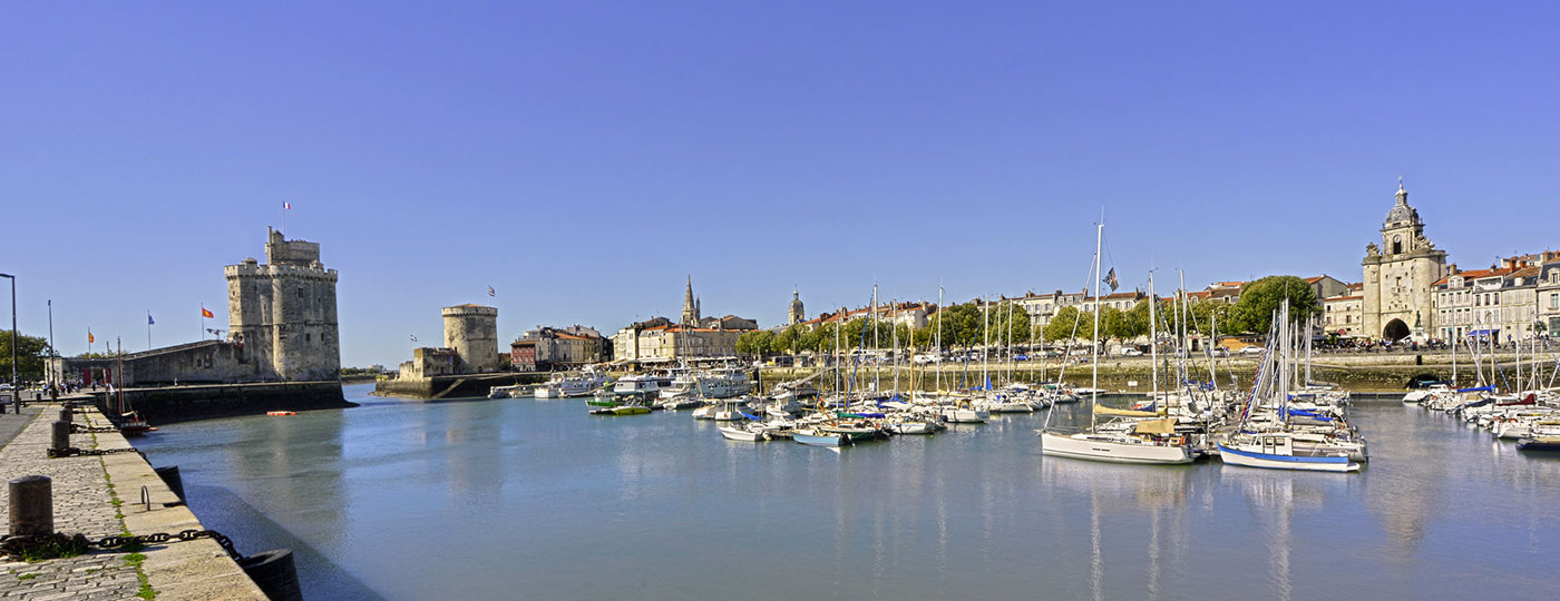 A cheap weekend of culture in La Rochelle