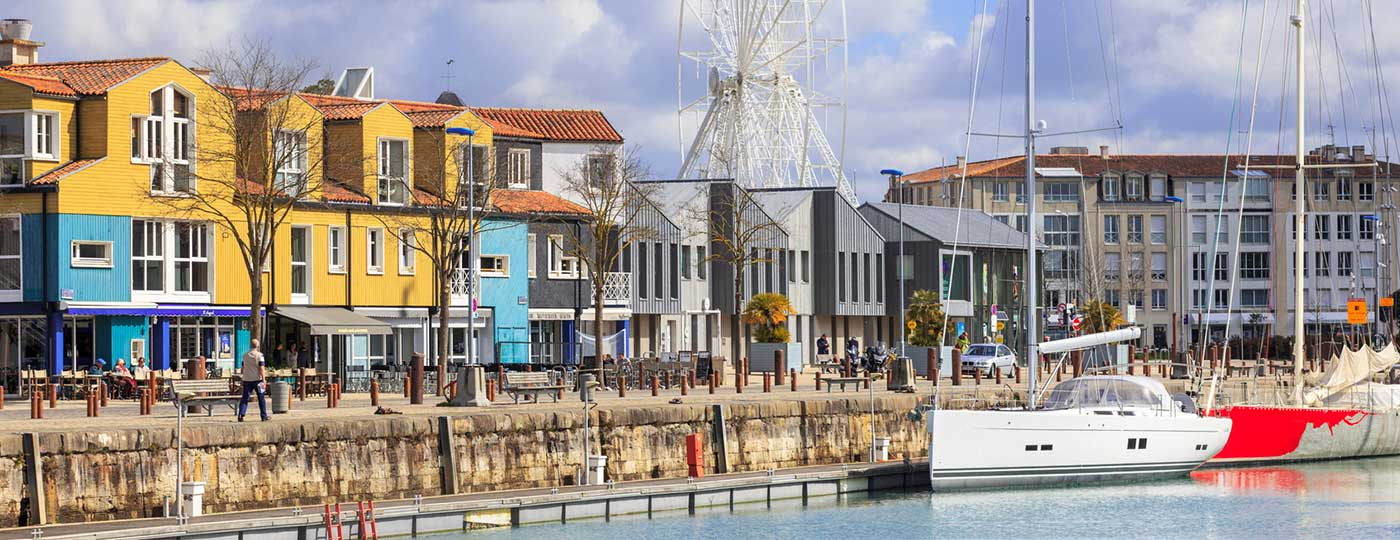 A holiday of discovery near your cheap hotel in La Rochelle