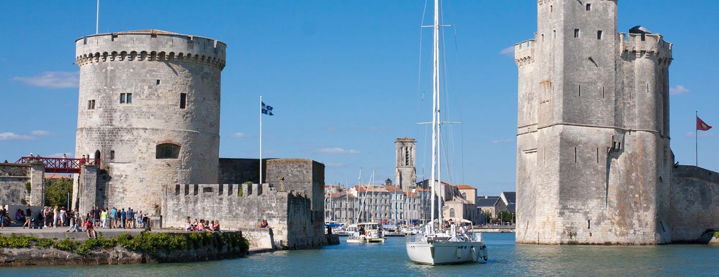 Un programa a medida para disfrutar de tus vacaciones en La Rochelle a un precio bajo