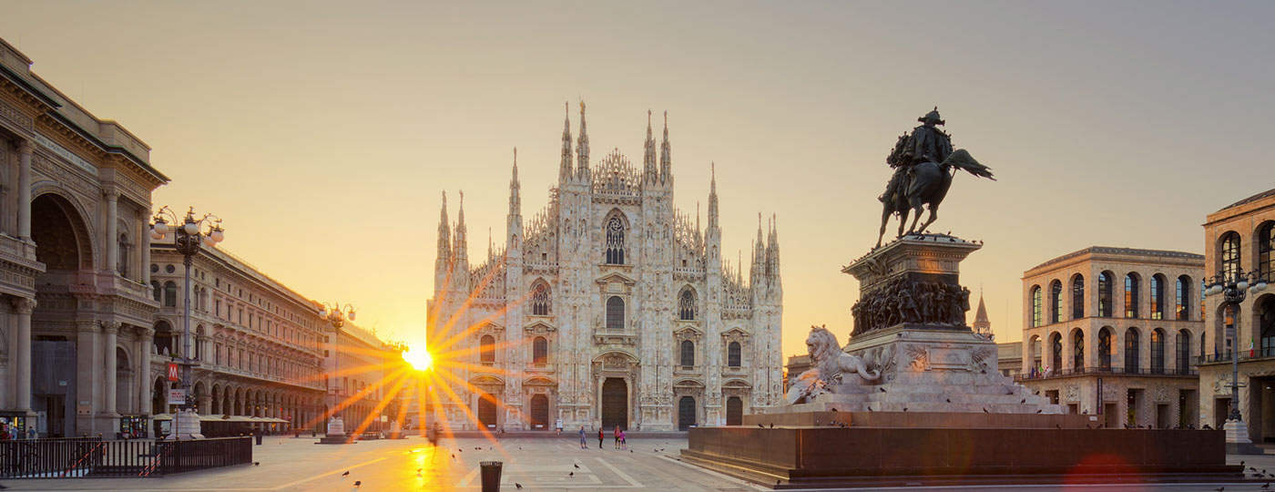 Vacanze low cost a Milano