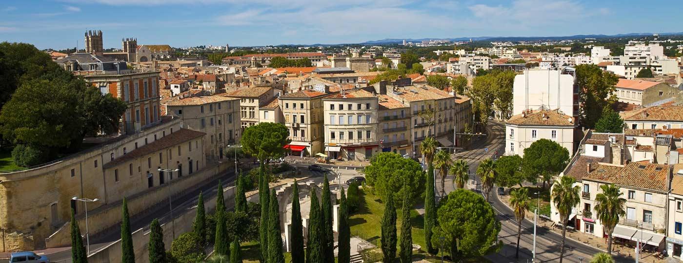 Ausflug in den Süden, ganz in der Nähe Ihres günstigen Hotels Montpellier