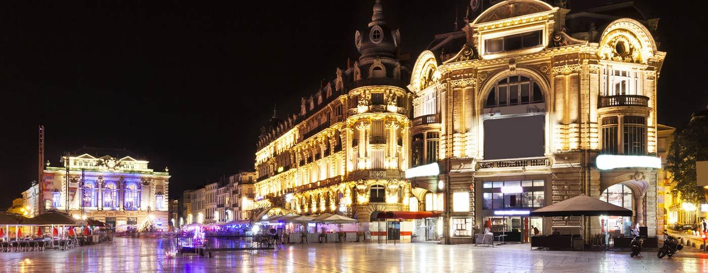 Viaggia a ritroso nel tempo durante un fine settimana a basso prezzo a Montpellier