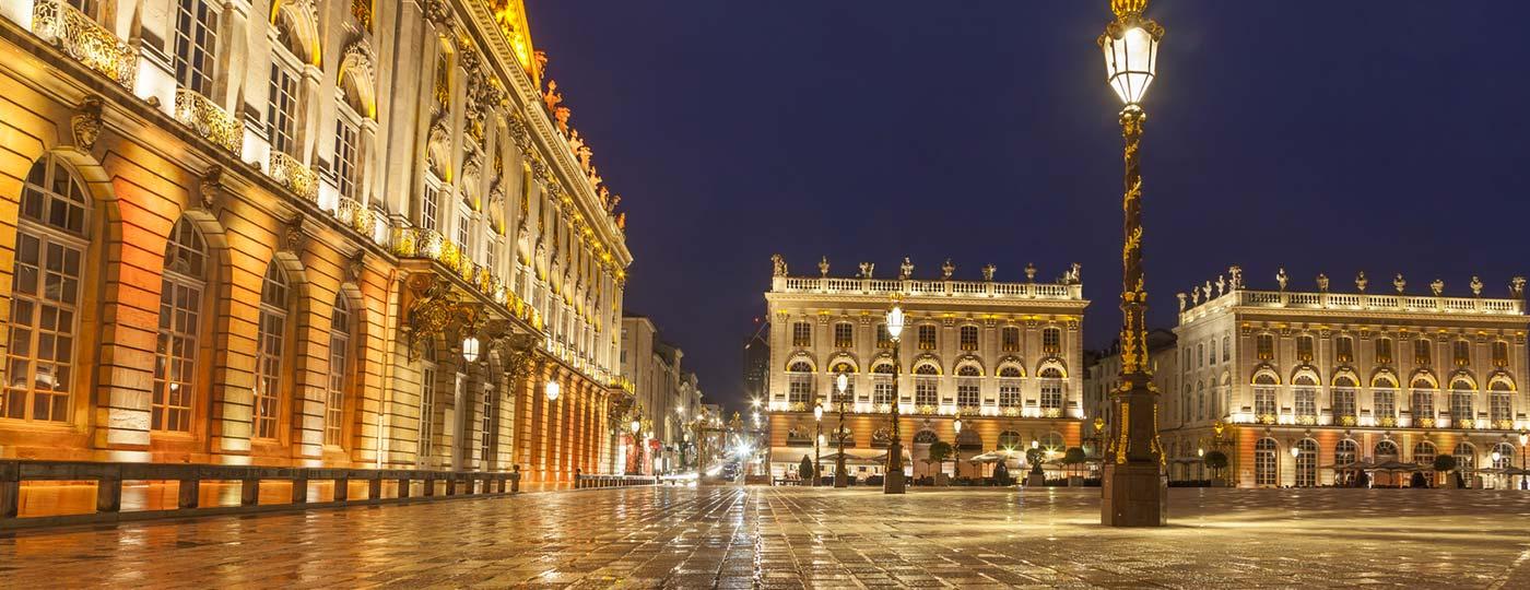 Vacanze a basso costo a Nancy: alla scoperta dei suoi tesori architettonici