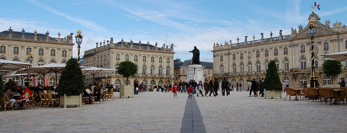 Low cost hotel in Nancy: visit beautiful Lorraine